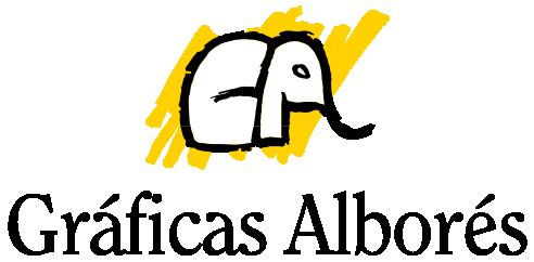 Logo Imprenta Gráficas Alborés